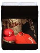 Philadelphia Phillies Duvet Cover