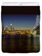 Philadelphia Duvet Cover