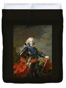 Philip V Of Spain Duvet Cover