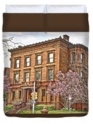 Philly Fairmount View Two Duvet Cover