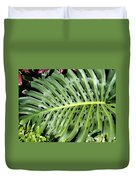 Philodendron 6 Duvet Cover