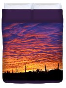 Phoenix Sunrise Duvet Cover