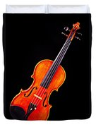 Photograph Of A Complete Viola Violin In Color 3368.02 Duvet Cover