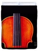 Photograph Or Picture Violin Viola Body In Color 3367.02 Duvet Cover