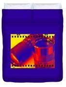 Photographic Lenses Duvet Cover