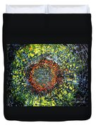 Physiological Supernova Duvet Cover