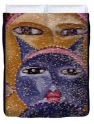 Picasso Cats Duvet Cover