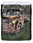 Pickup 2467 Duvet Cover