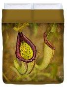 Picture Plant Duvet Cover