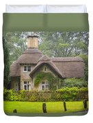 Picturesque Cottage Duvet Cover