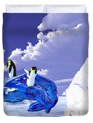 Piece Of Ice Duvet Cover