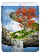 Piece Of Nature Duvet Cover