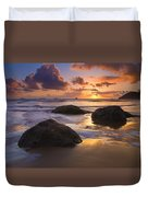 Pieces Of Eight Duvet Cover