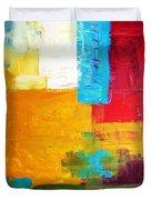 Pieces Duvet Cover by Venus