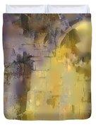 Piercing The Castle Walls Duvet Cover