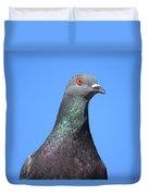 Pigeon Duvet Cover