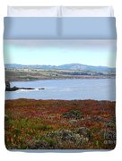 Pigeon Point Bay Duvet Cover