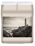 Pigeon Point Light Duvet Cover