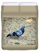 Pigeon Toed Duvet Cover
