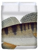 Pike Perch Duvet Cover