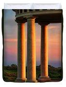 Pillars Of Life Duvet Cover