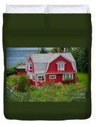Pillsbury Guest House Duvet Cover