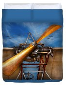 Pilot - Prop - They Don't Build Them Like This Anymore Duvet Cover
