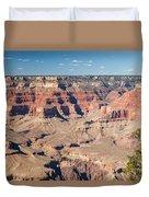 Pima Point Grand Canyon National Park Duvet Cover