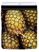 Pineapple Color Duvet Cover