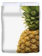 Pineapple Duvet Cover by Darren Greenwood