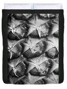 Pineapple Skin Duvet Cover