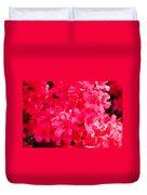 Pink Azalea's Duvet Cover