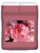 Pink Cluster Duvet Cover