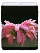 Pink Daisy 1 Duvet Cover