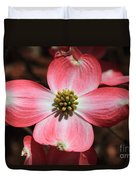Pink Dogwood At Easter 5 Duvet Cover