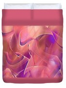 Pink Dream Duvet Cover