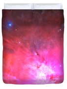 Pink Dreams Duvet Cover by Phill Petrovic