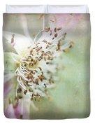 Pink Impression Duvet Cover