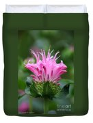 Pink July Duvet Cover