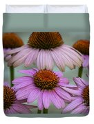 Pink Majesty Duvet Cover