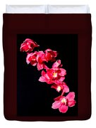 Pink Orchid Duvet Cover