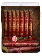 Pink Peonies 2 Duvet Cover