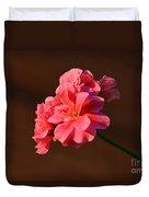 Pink Duvet Cover