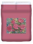 Pink Splendor Duvet Cover
