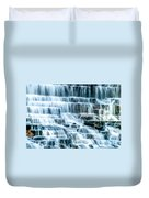 Pinnacle Lake Dam Duvet Cover