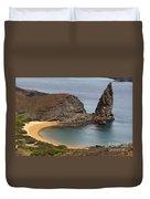 Pinnacle Rock Galapagos Duvet Cover