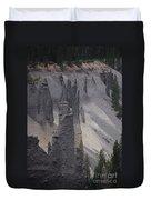 Pinnacles Valley Duvet Cover