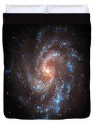 Pinwheel Galaxy Duvet Cover