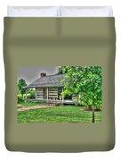 Pioneer Cabin 21 Duvet Cover