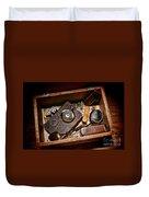 Pioneer Keepsake Box Duvet Cover